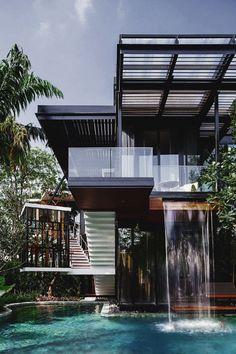 Modern Architecture!