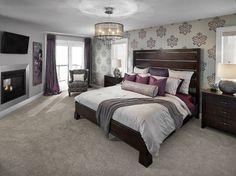 New Hampshire in Allard - Transitional - Bedroom - Edmonton - Kimberley Homes