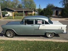 1955 Chevy Bel Air (TX) - $26,500 4 Door Seamist green exterior color with Seamist green interior. Automatic transmission with a 350 V-8 engine. B+ M shifter. 411 rear end. 4 barrel carb. new power steering. front disc brakes. regular rear brakes. cd player is not working properly, needs replaced. has 2 speedometer to go with current one not working. It sounds great! Looks great! Runs great! This vehicle is located in Harlingen TX 78550. Please call Robert @ 956-536-4690 to see this car