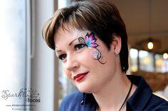 Galerie 2015 - Sparkling Faces. Kinderschminken. Farbenverkauf. Kurse.