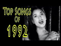 (8) Top Songs of 1992 - YouTube