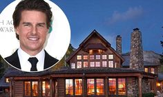3/11/15.  Tom Cruise has put his beloved Colorado home on the market. The star registered his Telluride property for sale on Monday - three years after the 52 year-old divorced Katie Holmes in 2012.