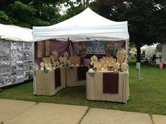 Jules Artwear Booth 2015