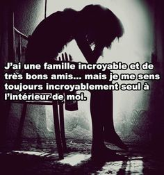 ConneriesQc | Rien de sérieux Bad Quotes, Love Quotes, Deep Texts, Dark Thoughts, Rap, French Quotes, Bad Mood, Words To Describe, Some Words