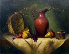 Tuscan Vase by Bonnie Rapaport
