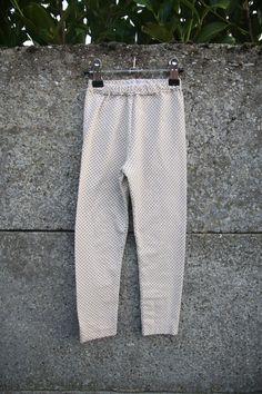 DIY - sew - legging Ottobre pattern