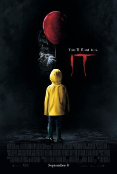 Stephen King's IT Original Movie Poster – Pennywise Final Style , Authentic memorabilia. Scary Movies To Watch, Best Horror Movies, Horror Movie Posters, Original Movie Posters, It Horror Movie, Horror Music, Film Posters, Streaming Movies, Hd Movies