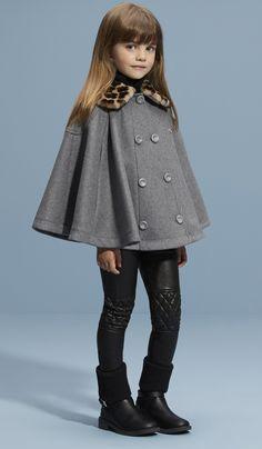 Love those leggings! ALALOSHA: VOGUE ENFANTS: GUCCI Girls Fashion AW/13 lookbook (Part1)