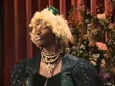 In Living Color- Wanda meets Luther Vadross