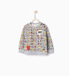 """Looney Tunes"" sweatshirt"