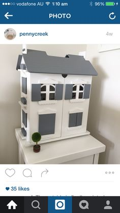 Kmart hacks on pinterest hacks wooden dollhouse and for Fairy door kmart