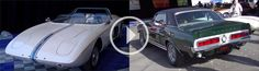 Ultra Rare 1962 Ford Mustang 1 Concept Car & 1968 Shelby GT 500 EXP Green Hornet Click to Find out more - http://fastmusclecar.com/video/25383/ COMMENT.