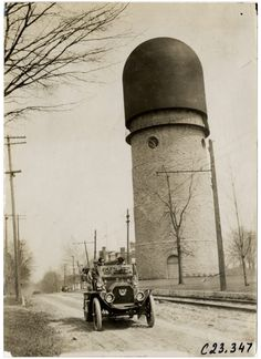 Ypsilanti 1909 Ann Arbor, Wheels