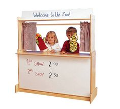 Bird-In-Hand Dramatic Play Center love this  can be used in lots of ways