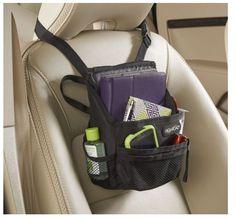 Car Seat Organizer Storage Backseat Bag Travel Pocket Holder Tablet DVD Sunglass #HighRoadOrganizers