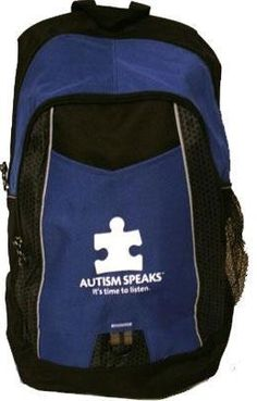 Get studious with an Autism Speaks backpack! http://shop.autismspeaks.org