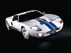 Ford Concept Cars | Ford GT40 Concept Car | Fondos de escritorio gratis
