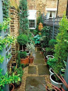 patio garden plan
