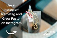 Use an Instagram Nametag and Grow Faster Instagram Handle, Instagram Tips, Instagram Accounts, Instagram Story, Event Organization, Name Tags, Promote Your Business, Line Icon, Business Branding