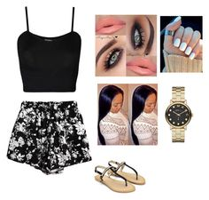 """""""Untitled #194"""" by girl-swag11 ❤ liked on Polyvore"""