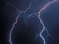 lightning storm over ft. collins colorado