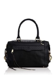 Must have this ... absolutely love everything Rebecca Minkoff Basketweave M.A.B. Mini | Rebecca Minkoff Online Store