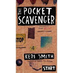 The Pocket Scavenger | Adventure Activities for Kids | Keri Smith | Scavenger Hunts