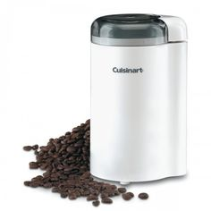 Start your morning off with the Cuisinart Coffee Grinder, available at the Food Network Store.