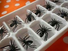 If your having a halloween party put them in your guests drinks