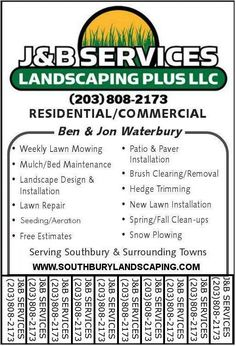 New flyer gopher template lawn care for Basic garden maintenance