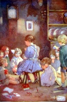 Children in Verse Fifty Songs of Playful Childhood - March House Books Blog