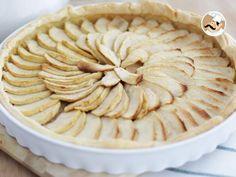 Receita Sobremesa : Tarte de maçãs, a receita clássica de PetitChef_PT