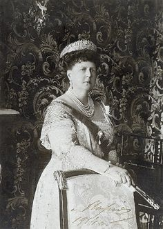 HI&RH Grand Duchess Marie Alexandrovna of Russia, The Duchess of Edinburgh and The Duchess of Saxe-Coburg & Gotha.