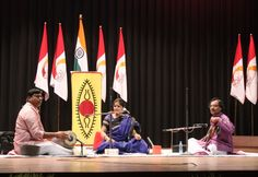 Ms Sudha Raghuraman renders a mesmerizing performance of Carnatic vocal music at The NorthCap University The Society for the Promotion of Indian Classical Music and Culture Amongst Youth, (SPIC MACAY), is a movement that promotes Indian classical music, Indian classical dance, and other aspects of Indian culture.