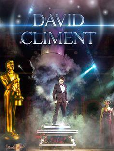 """Estamos de enhorabuena, nuestro ilusionista David Climent ha sido galardonado con el prestigioso e internacional premio """"Merlin 2015"""" que otorga la International Magicians Society. Como los Oscars para el cine o los Grammys para la música este galardón es el máximo premio que puede obtener un mago, magos de reconocido prestigio como David Copperfield, Constantino, etc... lo obtuvieron en su día. Felicidades David!!!!!!"""