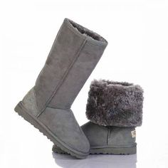 Ugg Classic Tall Boots 5815 Grey