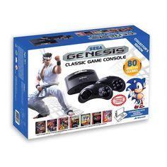 Amazon.com: Sega Genesis AtGames Classic Game Console 2014: Video Games