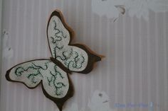 3D Mariposas  Mariposas adhesivas para la pared por EvaFerPerShop, $5.00