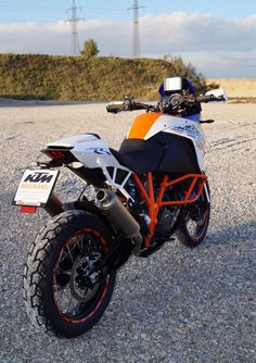 KTM 1190 Adventure RR by Braumandl. *.* nice bike