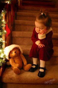 Waiting for Santa: