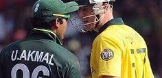 Pakistan vs Australia Only T20