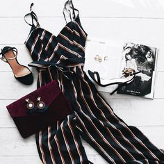 Trendy Outfits, Spring Outfits, Fashion Outfits, Sorority Recruitment, Love Fashion, Womens Fashion, Everyday Fashion, Jumpsuits, Rompers