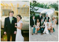 Texas Summer Camp Wedding - Rustic Wedding Chic