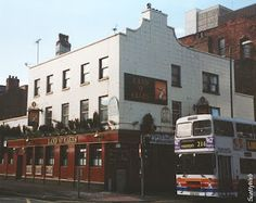 Pubs of Manchester: Land 'O' Cakes, Great Ancoats Street. Closed in 2005