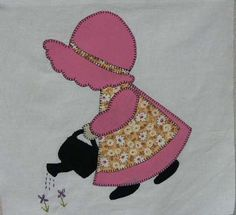 Sunbonnet Sue Book at A Quilt Cottage in Spokane Valley, WA