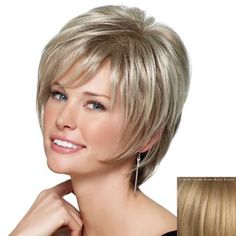 Full Wigs Human Hair Wigs   Cheap Real Human Hair Wigs For Black & White Women Online   DressLily.com