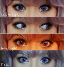 We strongly believe circle lens will make your eyes crystal sparkling than colored contact lenses >> circle lenses --> www.maplelens.com