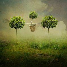 Awesome Photo Manipulations by Akşam Gunesi