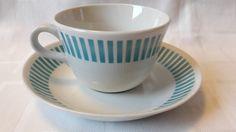 Arabia KAIDE puhalluskoriste kahvikuppi, retro - Huuto.net