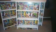 Marvel Superhero Upcycled Bookcase